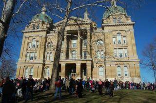 MidWest March for Life Des Moines